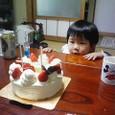 3歳バースデー。